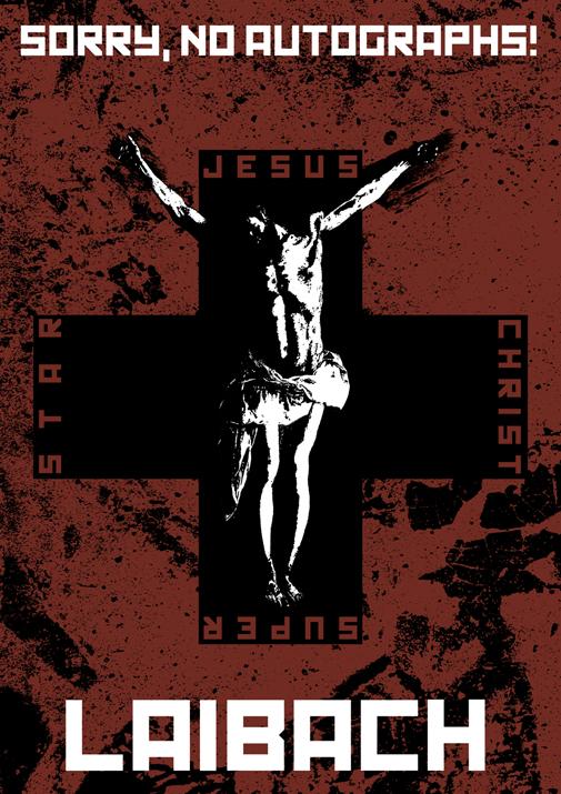Laibach - Volkart - Jesus Christ Super Star