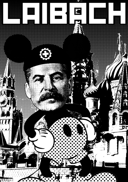 Laibach - Volkart - Stalin Mouse