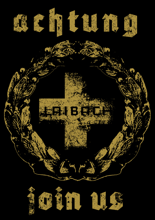 Laibach - Volkart - badge
