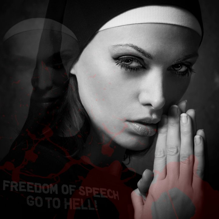 Freedom Of Speech Go To Hell
