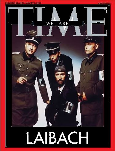 Wherever I Look I See Laibach