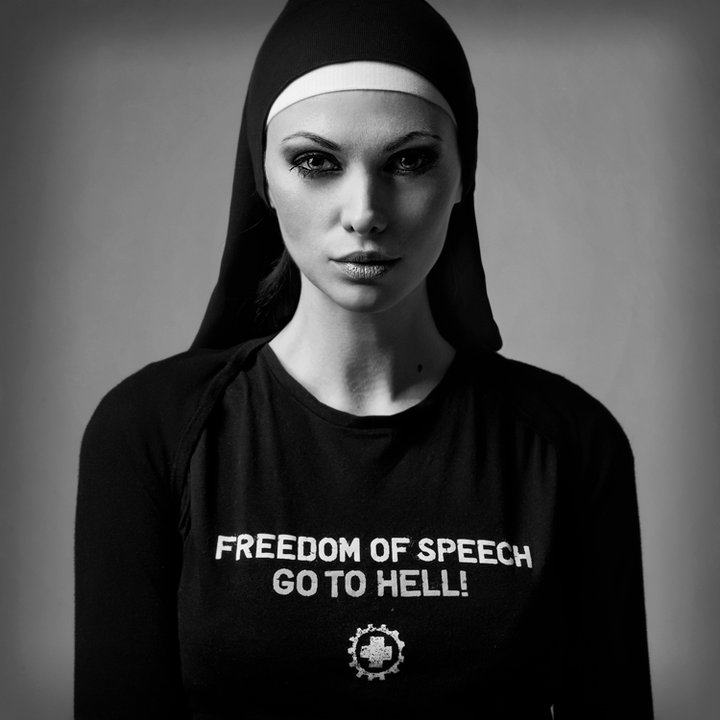 Freedom of Speech Go to Hell!