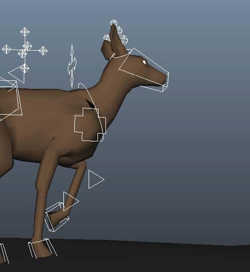 Laibach Deer