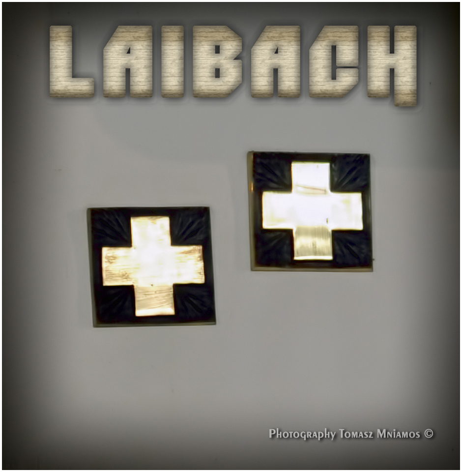 Laibach Cross