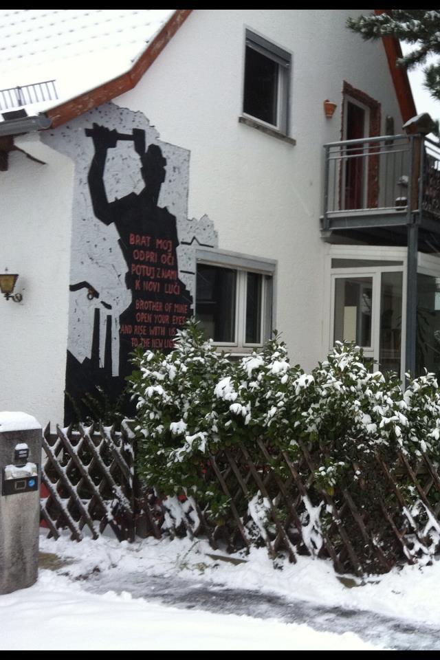 Laibach house