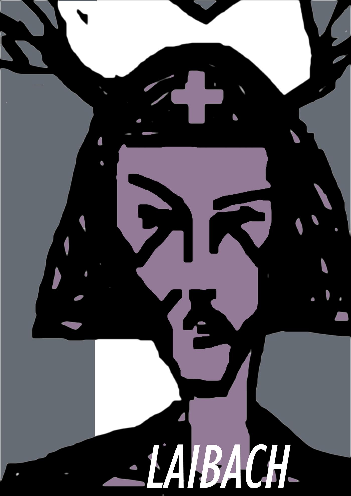 laibach poster a3