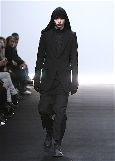Rick Owens collection Laibach