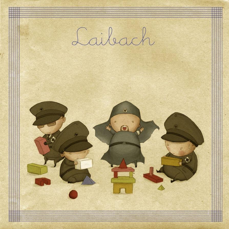 black-machinery, Oh-Ninona Laibach