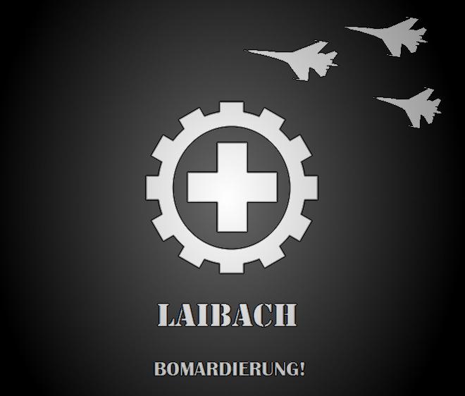 bomardierung volksart Laibach