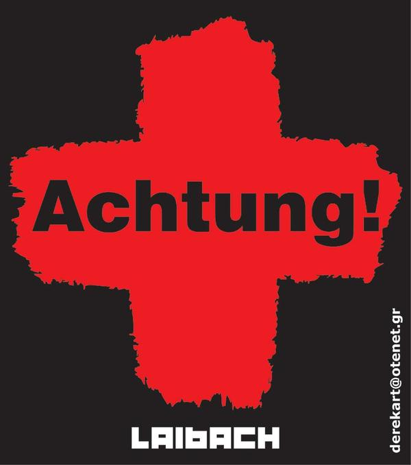 achtung Laibach