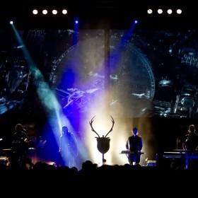 Laibach concert Ukraine 2013