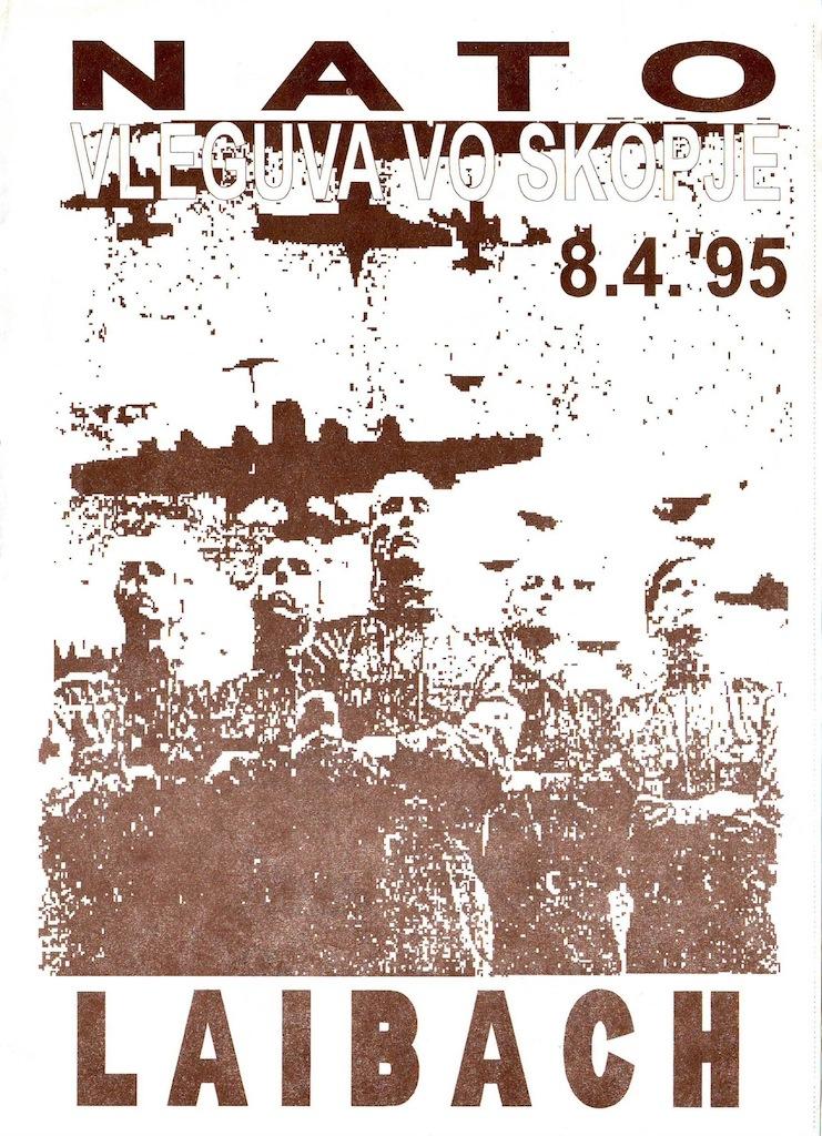 Skopje 95 Laibach