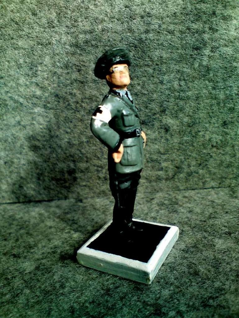 The Toy Statue of Tomaz Hostnik