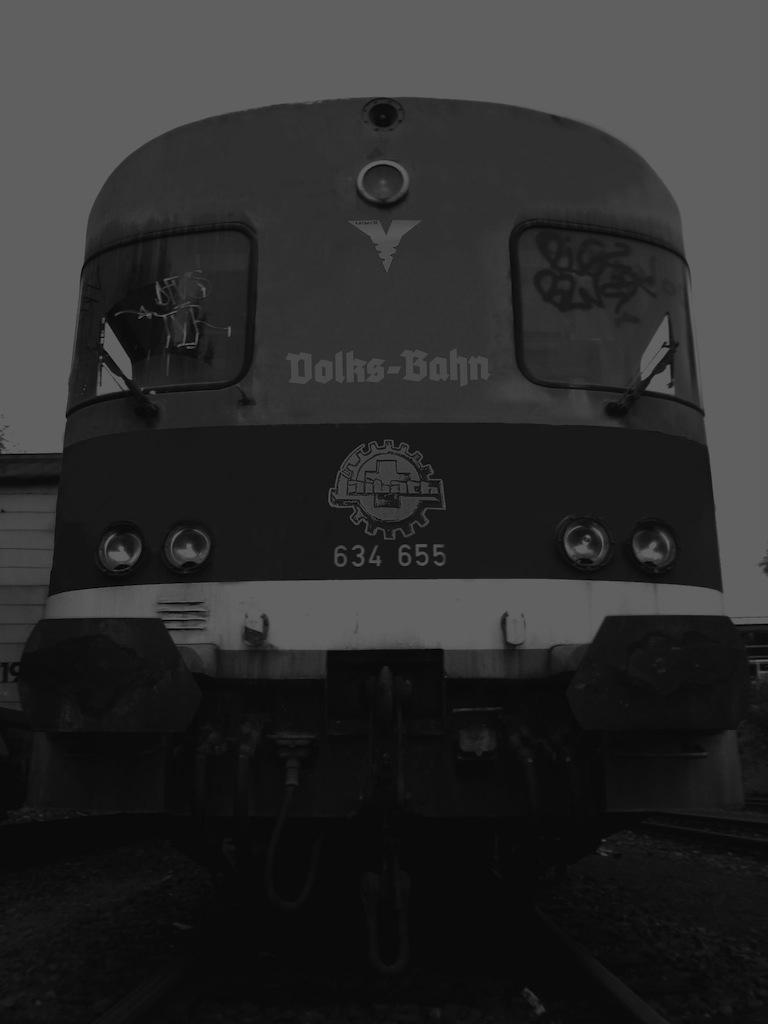 Volkswagen-Volkswagner-Volksbahn! Laibach