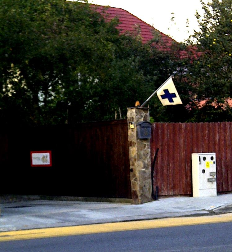 Laibach Base, Saint George City, Romania