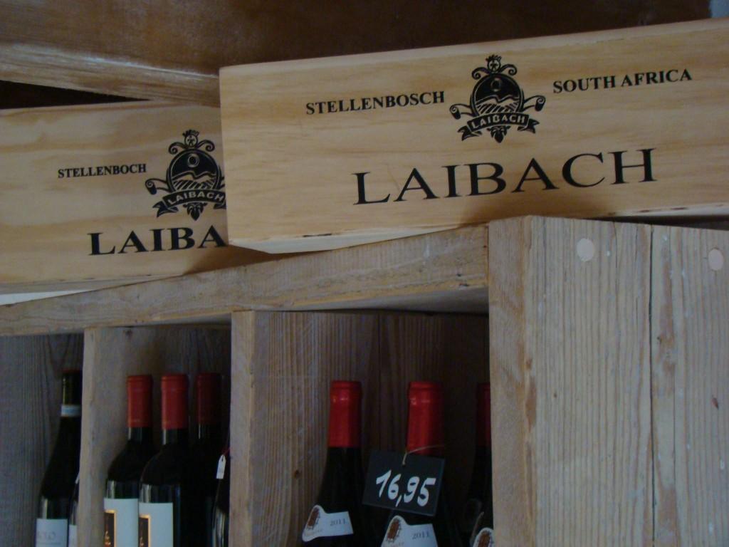 Laibach wine