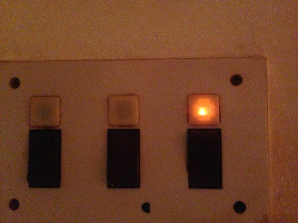 Laibach On My Light Switch