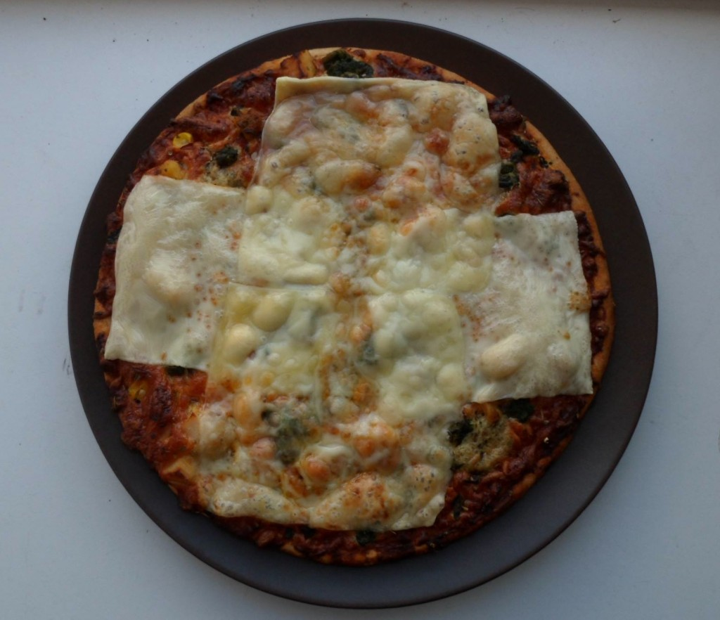 Laibach Pizza