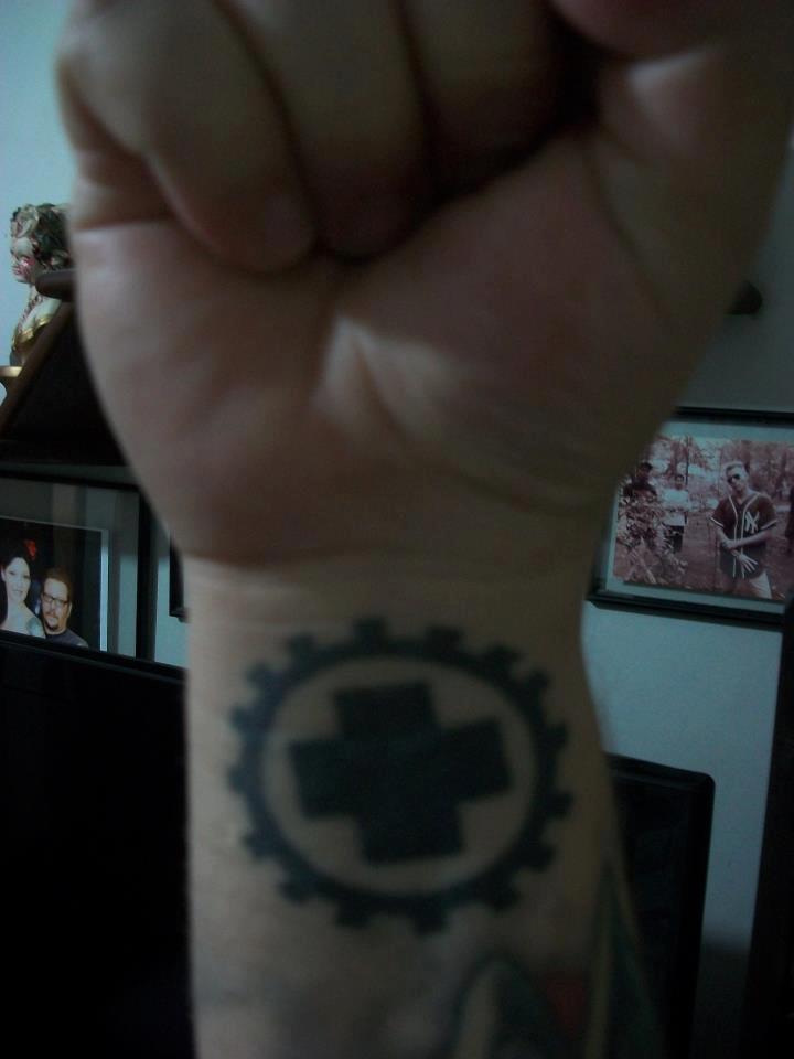 Laibach Tattoo