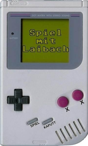 Spiel mit Laibach