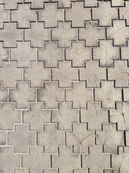 Wooden Laibach Floor