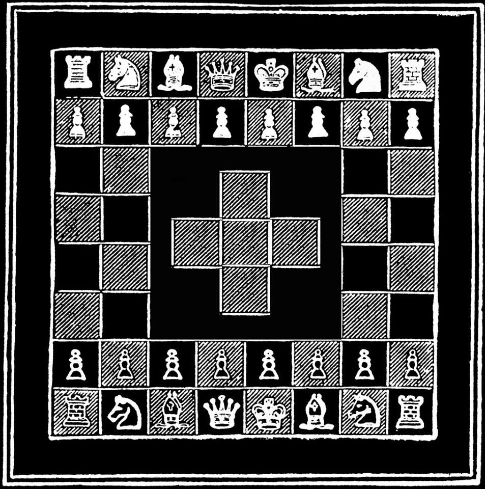 laibach chessboard
