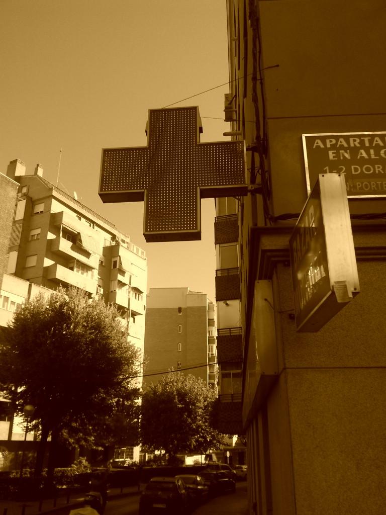 Pharmacy in Madrid