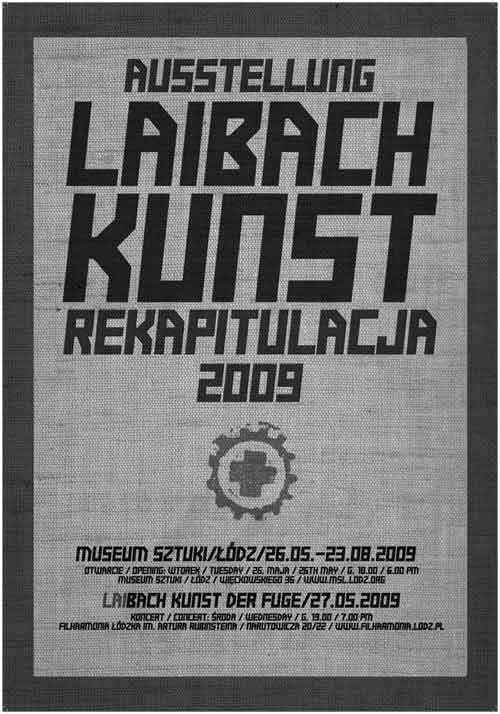 Laibach Kunst Exhibition