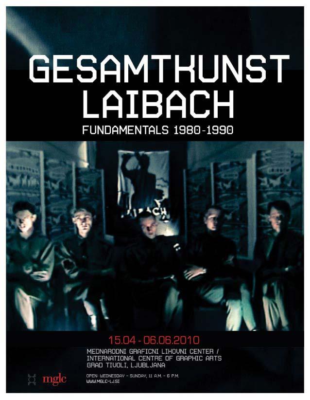 Laibach Kunst