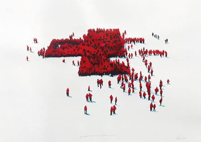 150 Jahre Deutsches Rotes Kreuz Laibach Look