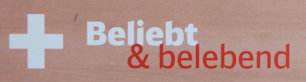 Menu Card Deutsche Bahn