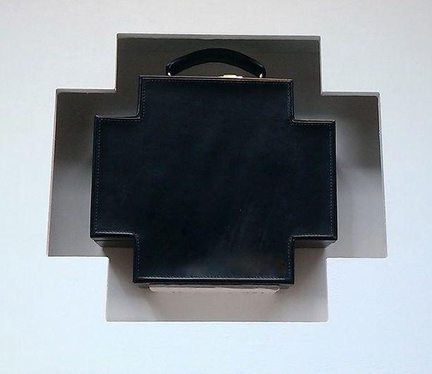 Laibach Suitcase (Selfridges, London)