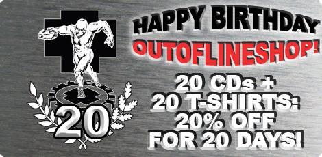 Happy Birthday Outoflineshop! - Laibach, Robert Roick