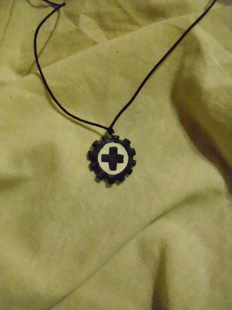 Handmade Laibach Necklace