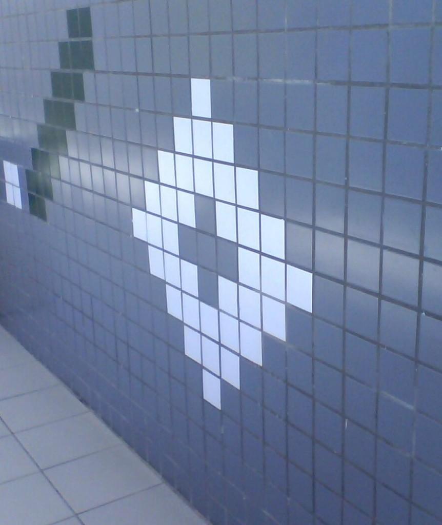 Classrooms hall at IFRN - Natal Central, Laibach