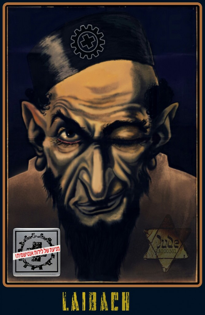 Antisemitizm Laibach