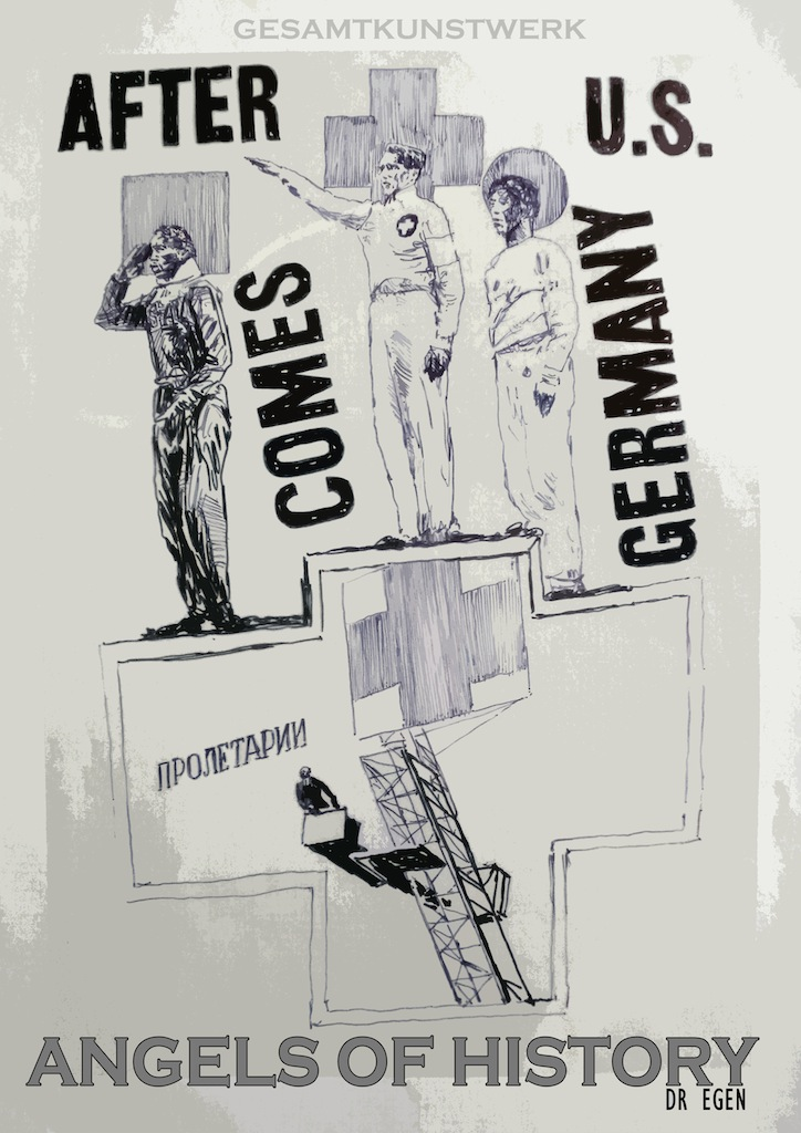 After U.S. Comes Germany - Angels of History