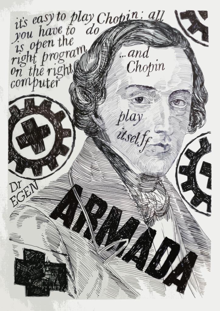 Chopin Play Itself