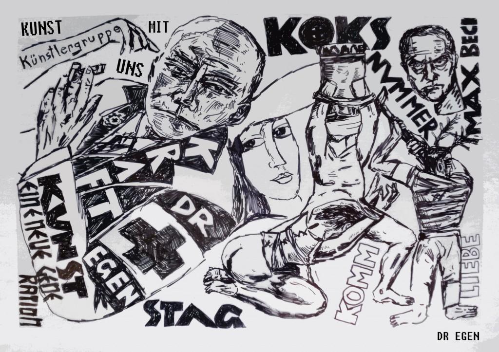 Koks Kraft und Kunst - (komm Liebe) - Kunst mit Uns (pt 4), Laibach