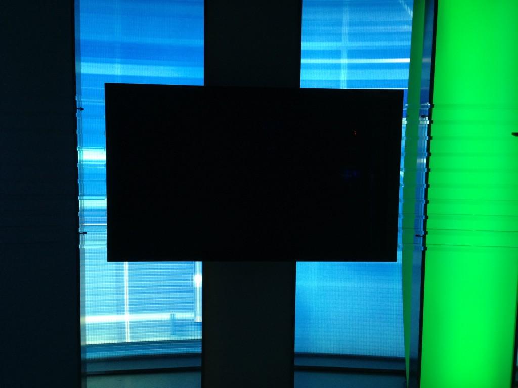 TV studio, Laibach