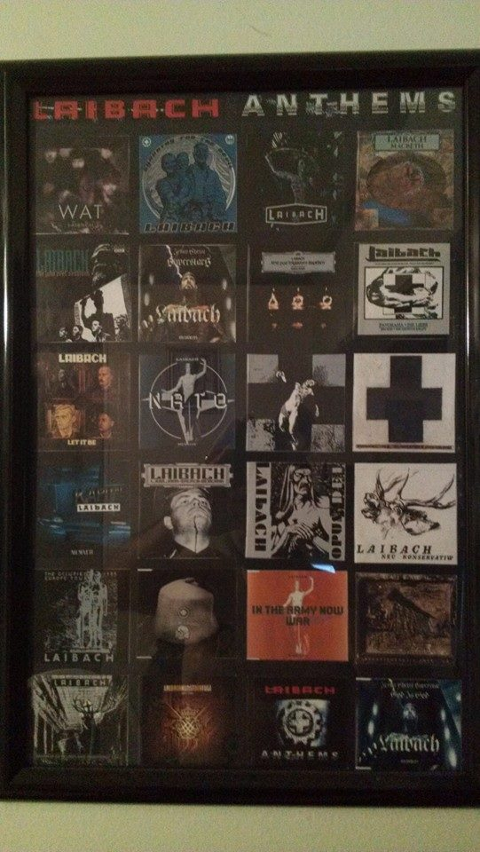 A Nice Framed Photo My Father Made For Me, Laibach