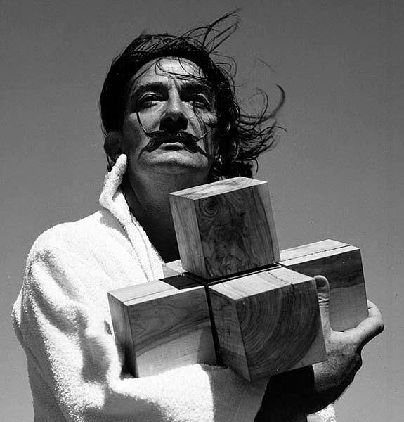Dali With a 3D Cross, Laibach