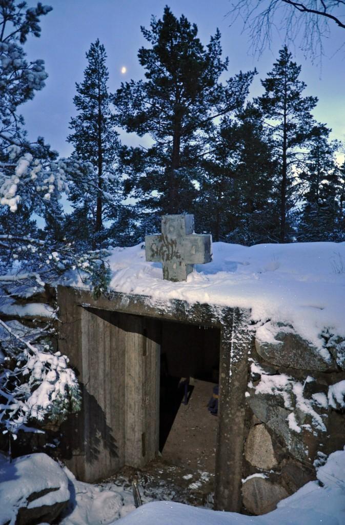 Abandoned Bunker in Sweden, Laibach