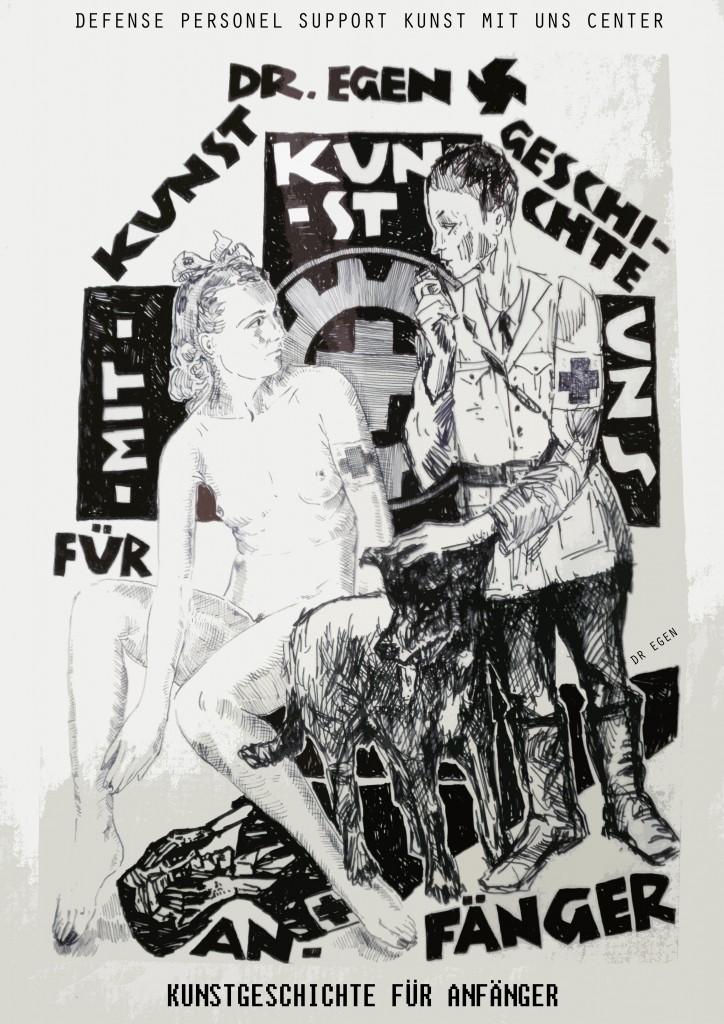 Kunstgeschiste fur Anfanger - Kunst mit Uns pt 11, Laibach