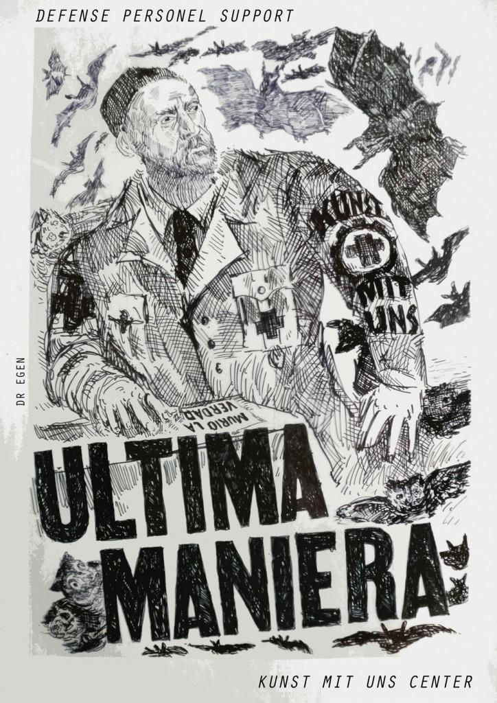 Ultima Maniera - Murio la Verdad -( Kunst mit Uns pt. 7 ) - Dedicated to M.F. Laibach