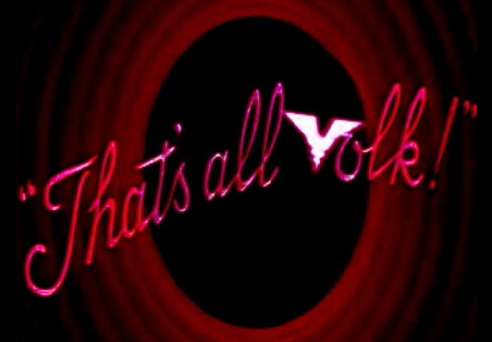 That's All Volk! Laibach