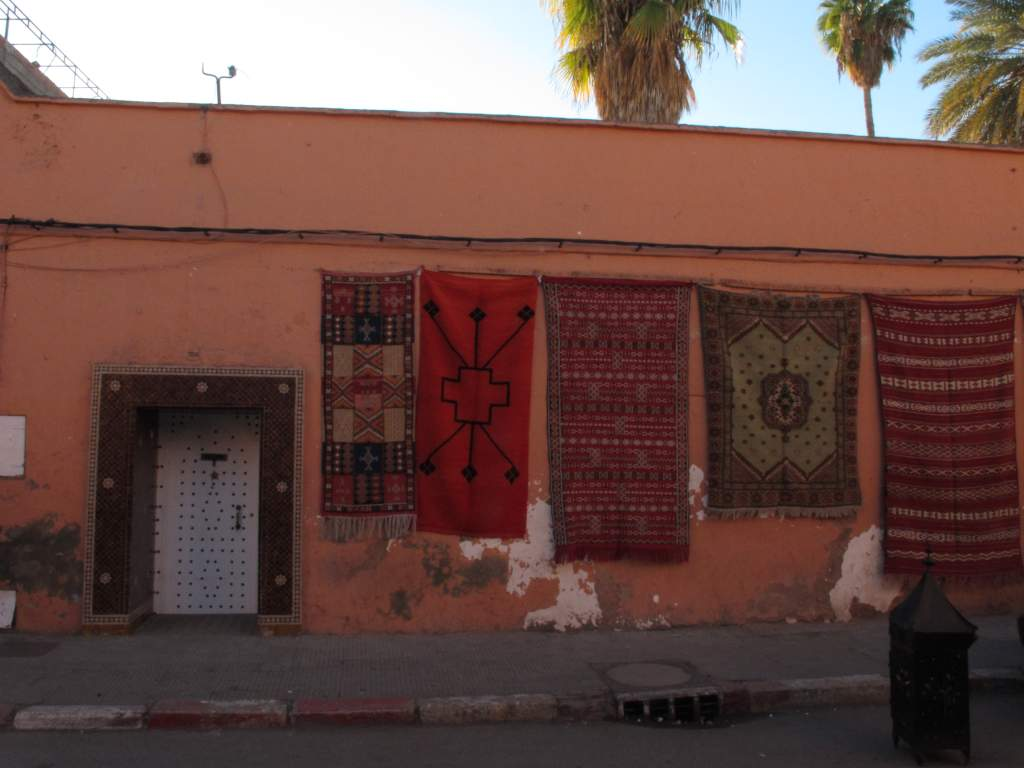 Wherever I Look I See Laibach (Marrakech, Morocco)