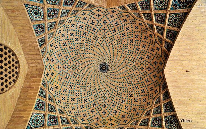Masjed-e Nasir-al-Mulk (Nasir al-Mulk Mosque) Shiraz, Iran