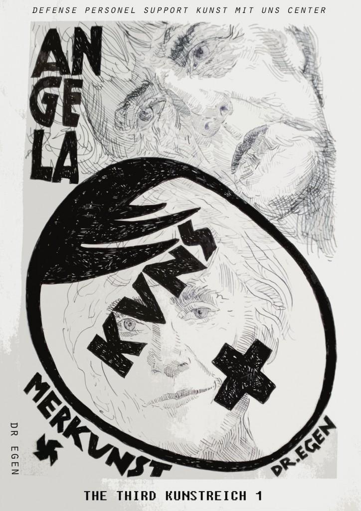 Angela Merkunst - The Third KunstReich (pt. 1), Laibach