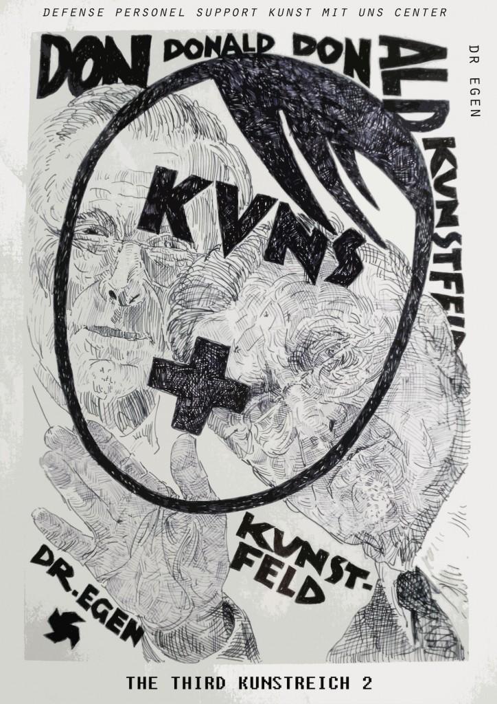 Donald Kunstfeld – The Third KunstReich (pt. 2), Laibach